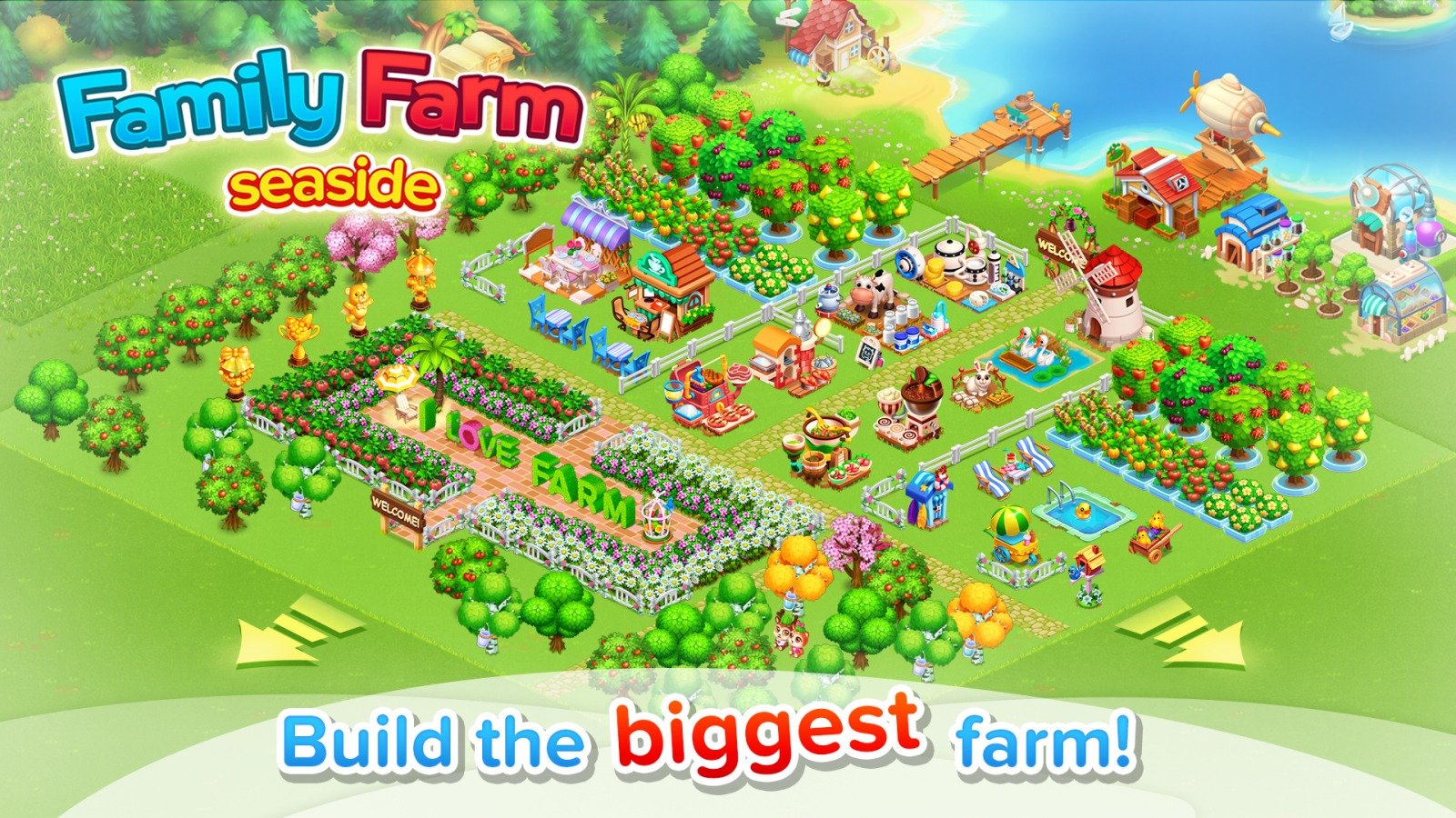 Family Farm Hack Download -Hack and Cheats Seaside