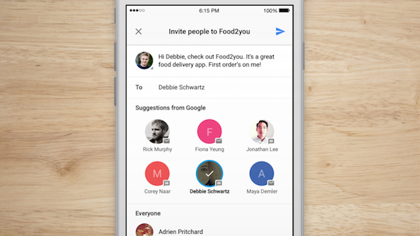 How to Make Your Own Invitations App