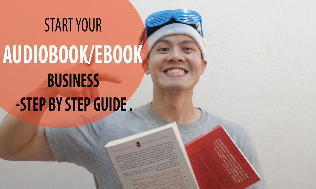 """Create and sell audiobook and ebook from scratch . Even if you cant write and read. Hei guys ,how is things going ? in this video I would like to share with you , how I started my audio and ebook business , without needing me to write or record for my audio books. Well I am sucks in grammar . Lets talk about the potential of this business model. """"Top-selling authors can sell hundreds of thousands of self-published books on Amazon, which, with revenue of $2 per book, can generate millions of dollars. For the past few years, mega-selling romance writer H.M. Ward has been making a seven-figure salary across self-publishing platforms, more than half of which came through Amazon. At one point, she cracked double-digit millions in sales. """"- https://qz.com/1240924/are-ebooks-dying-or-thriving-the-answer-is-yes/ What about audiobook ? https://www.forbes.com/sites/adamrowe1/2018/08/31/audiobooks-are-officially-the-publishing-industrys-2018-trend/#5a64f7535e8f What is so good about this business model . Well , I would say , one off investment and life time income . Just imagine this , you invest $300 in creating an ebook and audiobook ,and you publish it online, lets say amazon . What will this book does is that , it will keep working hard for you , for as long as amazon still alive , and you get to enjoy the revenue day in and day out . So now , lets dive into the process of producing you first ebook/audiobook. There are 3 process in launching your first product. 1)Content creator 2)Product (will it be audio or ebook) 3)Platform/marketplace (which are the places that you are going to sell) 1)Content creator If you are a writer , you wont have any problem in coming out with a content . If you are like me that have crappy English , you need a ghost writer .What does this ghost writer do is that, you tell them what you wana write about , pay them some money , typically $200 few thousands ,depends on the length of the contents . Generally speaking , a 15,000 words of ebook will """