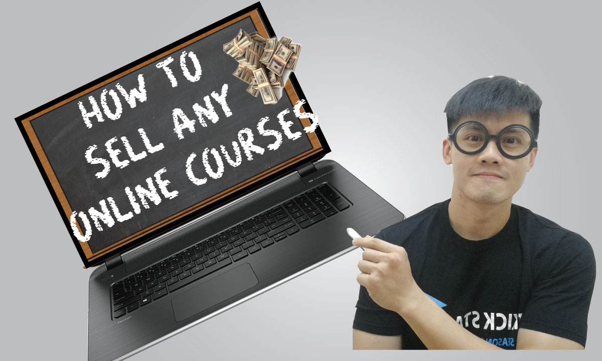 How To Sell Any Online Courses - 3 Selling Principles