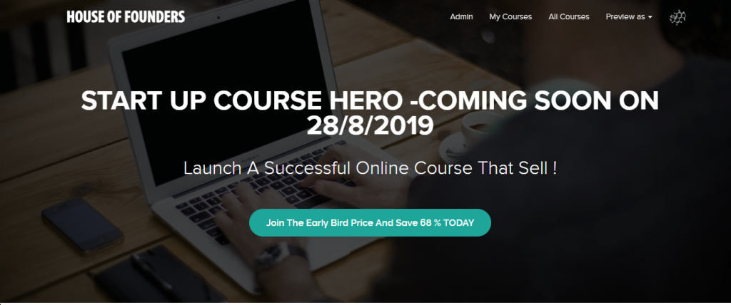 how to develop online course that sell