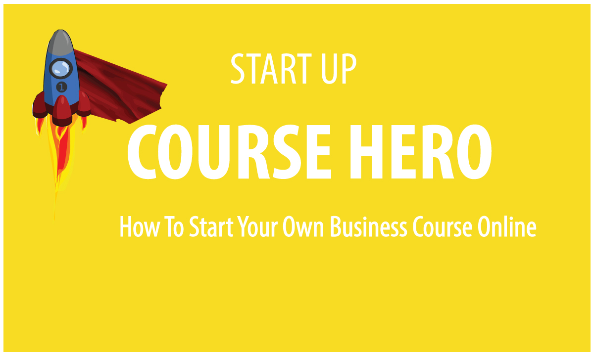 how to start online course business
