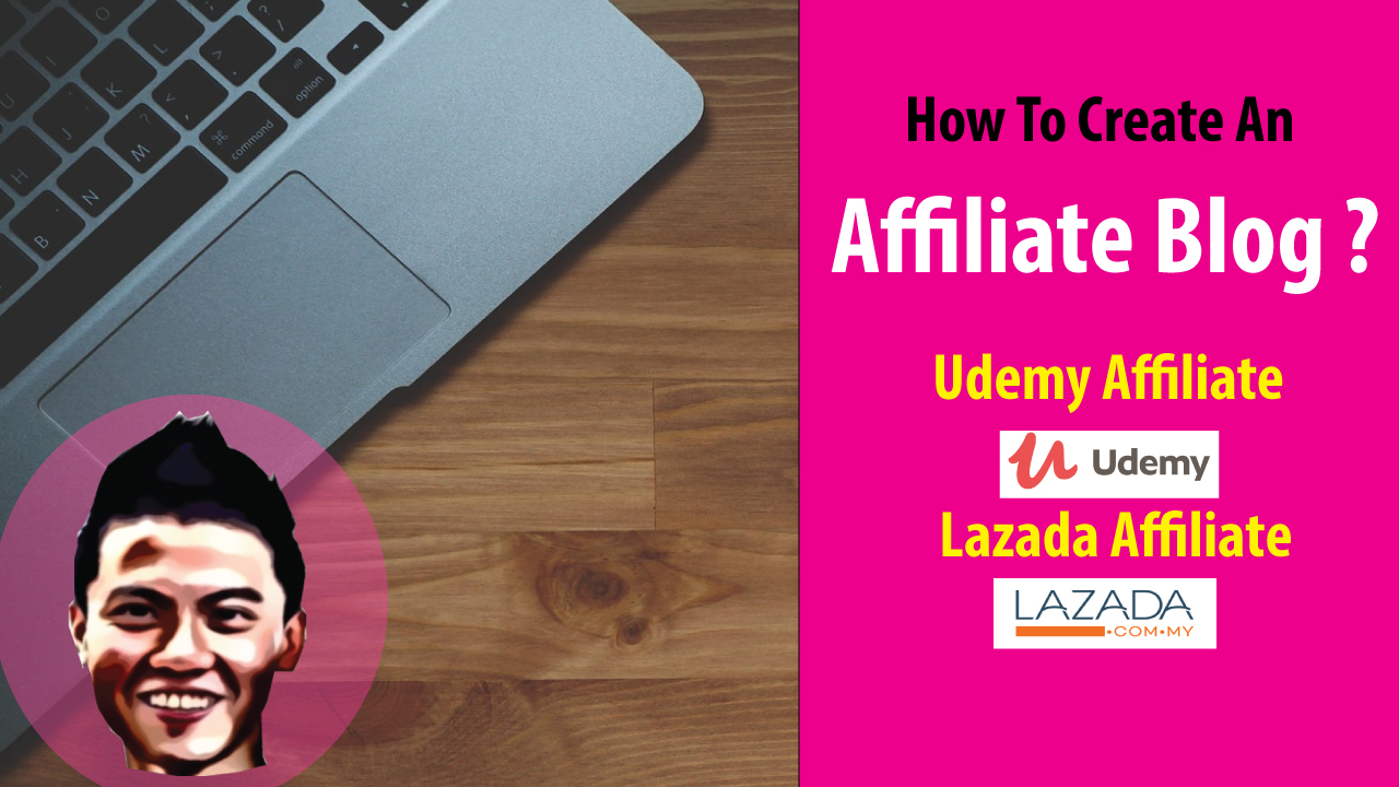 How To Create An Affiliate Blog ? how to create a lazada affiliate web site