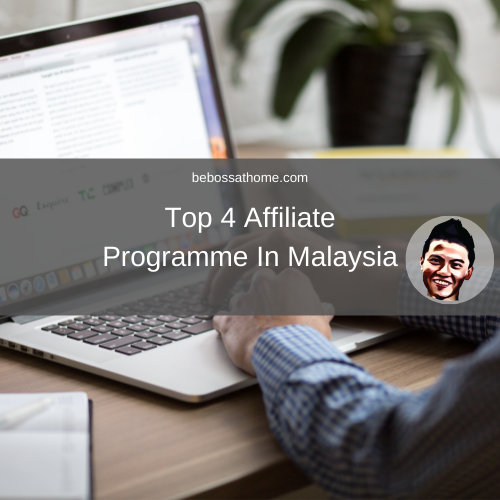 In this Malaysia Top Affiliate Programme article , i will be sharing with you the top 4 Affiliate Programme In Malaysia that you can join if you decided to