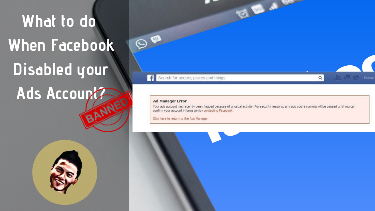What to Do If Your Facebook Ads Suspended By Facebook?