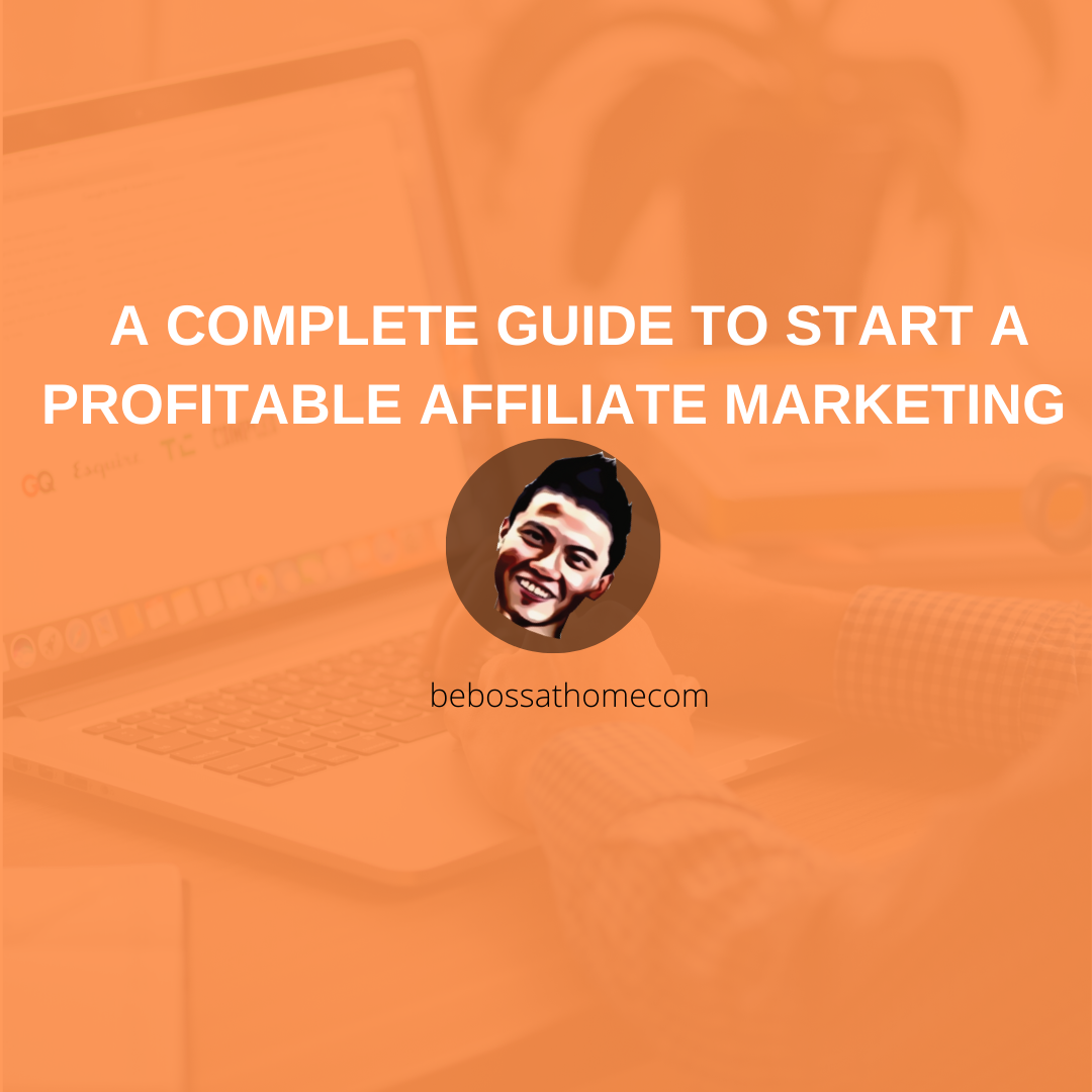 A COMPLETE GUIDE TO START A PROFITABLE AFFILIATE MARKETING In this video I will talk about how you can start a profitable affiliate marketing for free.