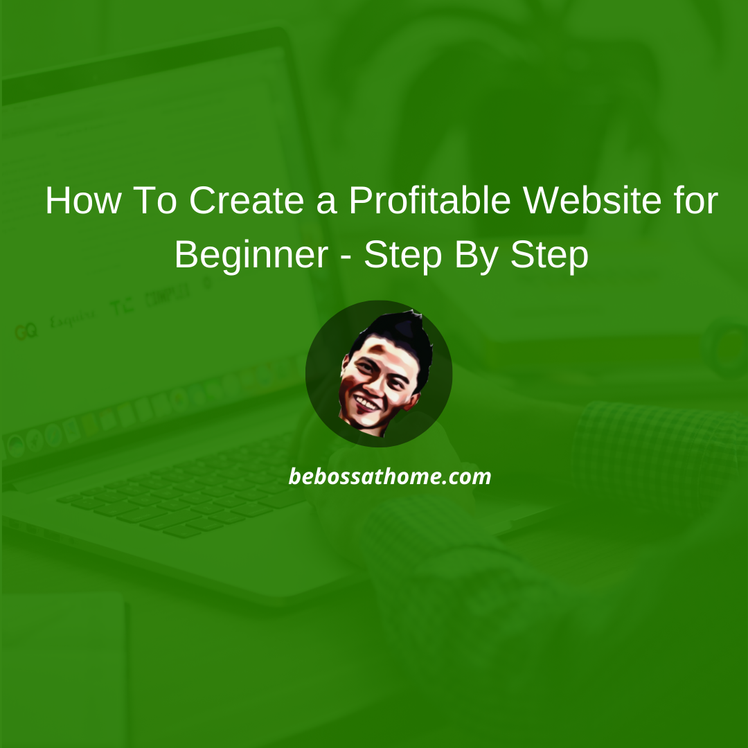 How To create a Profitable Website for beginner .Anyone that want to learn about affiliate marketing , this is the first step of actually diving in ,and I am going to show you how to do it inside this video.