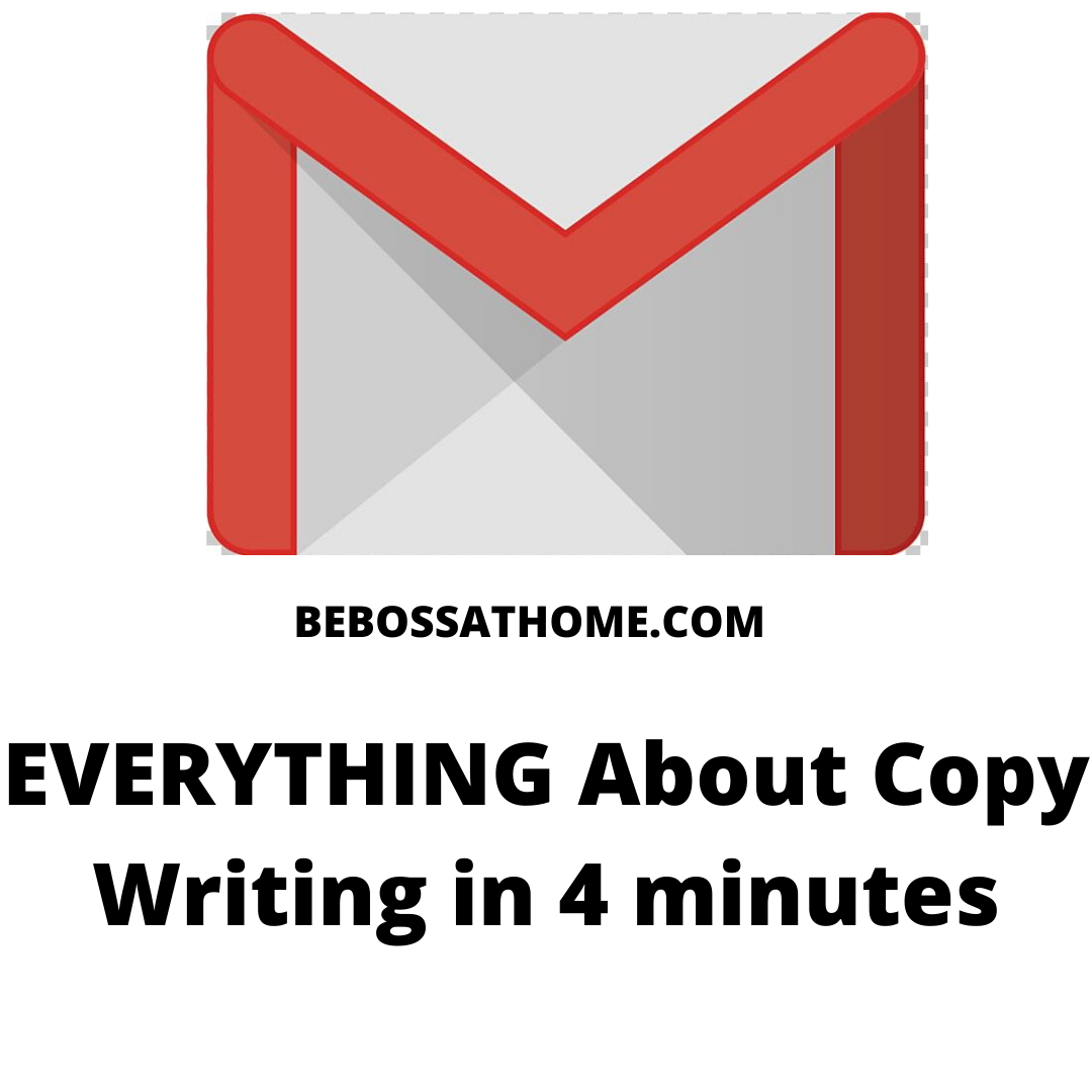 All you need to know about copywriting in 4 minutes .In this video you will get to understand what is copy writing and how to do a good copy writing.