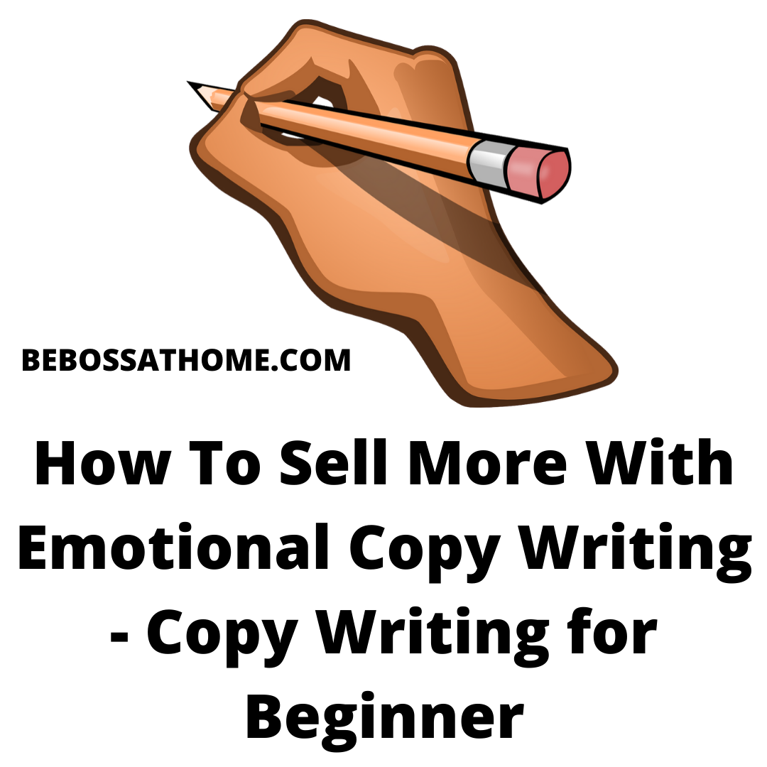 "If you are new to copy writing this is definitely for you . In this video we are going to talk about how to write a sales copy that able to trigger your readers""s emotion and make them to take action on buying your products or services."