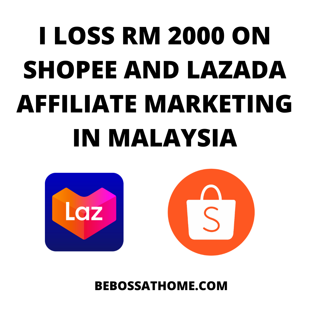 In this video I will share my experience and review on shopee and lazada affiliate marketing with involve asia, and why I will not encourage people to go on it.