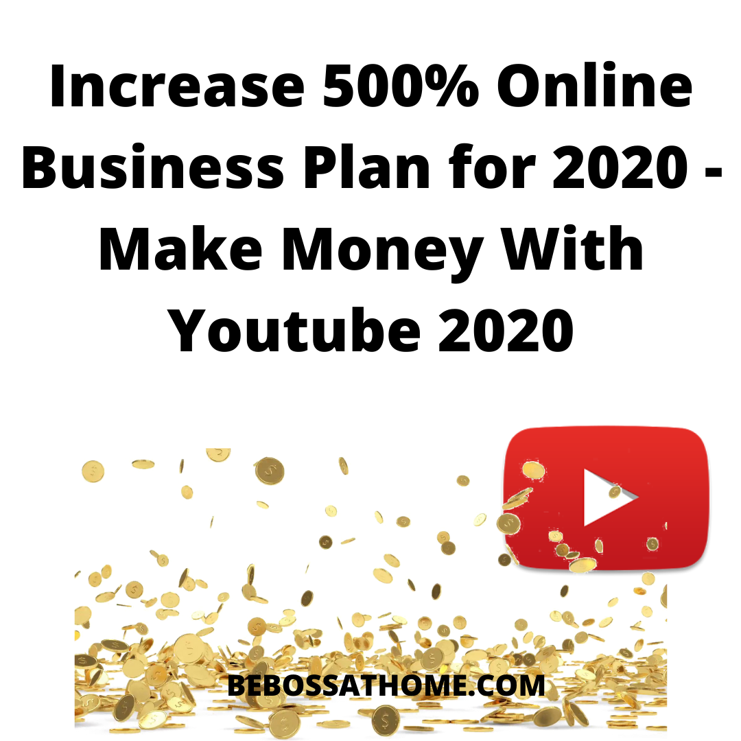 In this video I will be sharing my plan to increase 500% for my youtube revenue and also what my goal for this year and also expected revenue in by end of december as a part time online business entrepreneur .