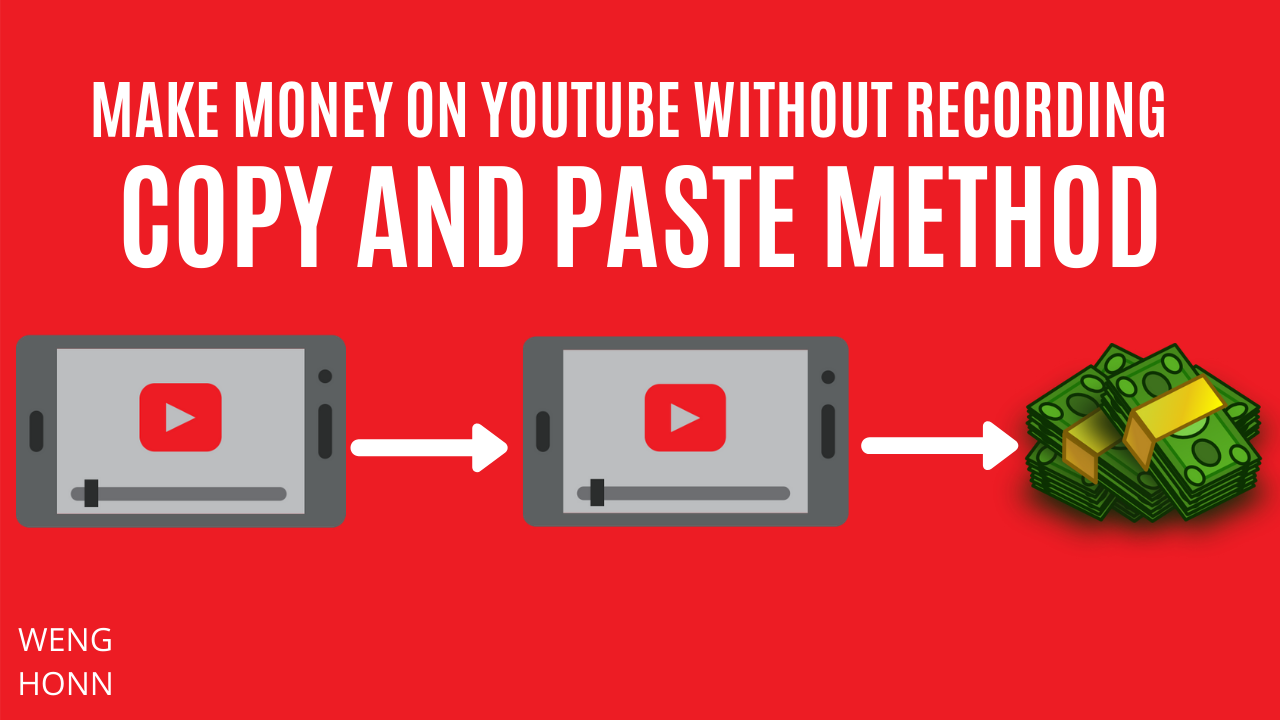 MAKE MONEY ON YOUTUBE WITHOUT RECORDING IN 16 MINUTES