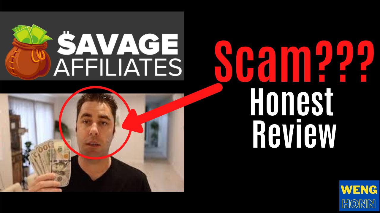 Savage Affiliates Honest Review Franklin Online Affiliate Marketing Course Latest 2020