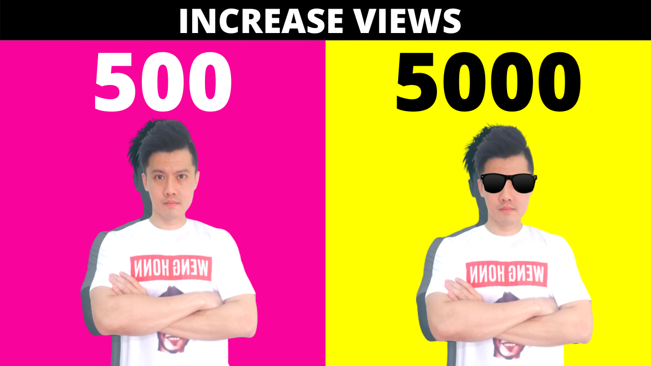 ⬇️MY YOUTUBE 10WEEKS TRAINING⬇️ https://www.youtube.com/watch?v=iMA1n8OPSBM ⬇️YouTube Tool - TubeBuddy (Free)⬇️ https://www.tubebuddy.com/startupcoursehero ⬇️FOLLOW MY FB PAGE⬇️ https://www.facebook.com/WengHonnOfficial **THIS IS A EXPERIMENT VIDEO** Does language really makes a different in youtube views?**
